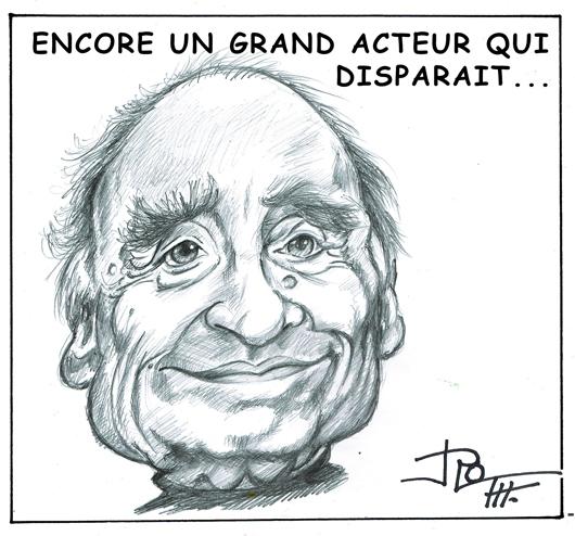 Claude Brasseur por ROTH